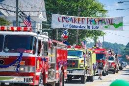 Croaker Festival Parade