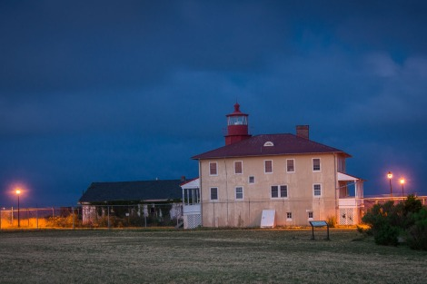 Point Lookout Light House