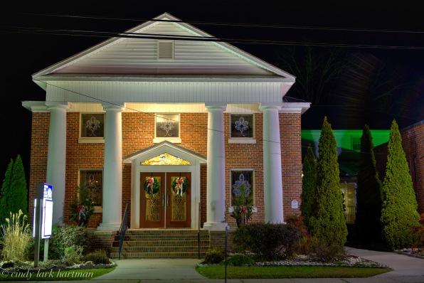Oriental First Baptist Church